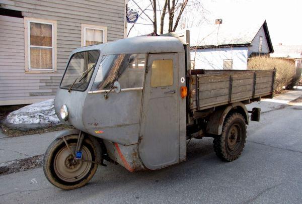 Moto Guzzi 1952 Ercole fq