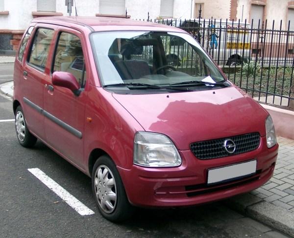 Opel Agila_front_20071204