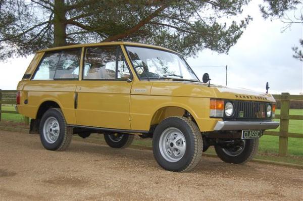 Range Rover 1971