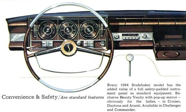 Studebaker 1964 dash -06