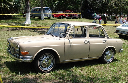 VW brazilian type 3