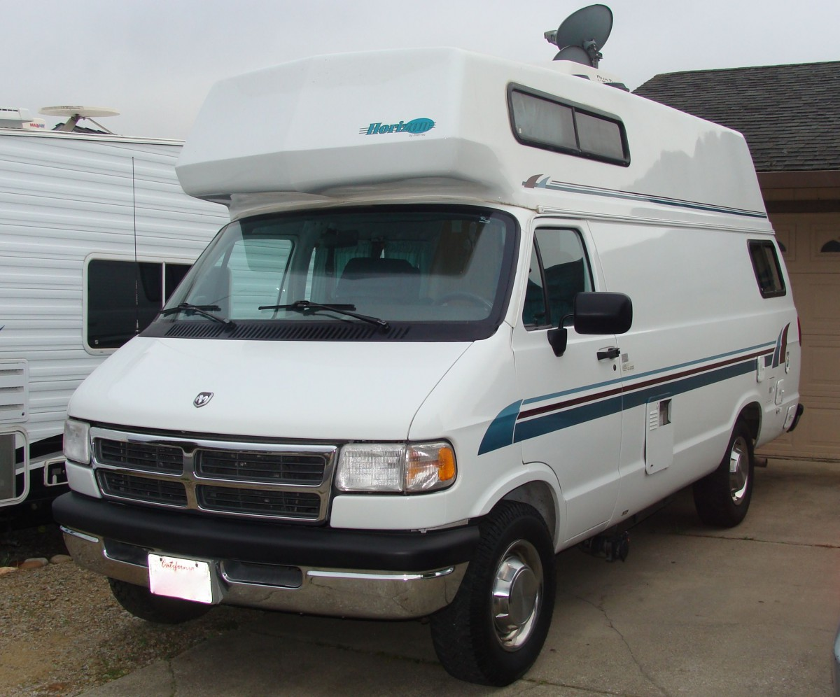 Title for Class b motor homes
