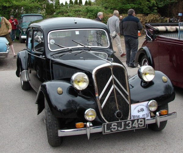 1954citroen traction avant
