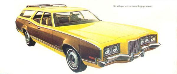 1972 Mercury-14 - Version 2