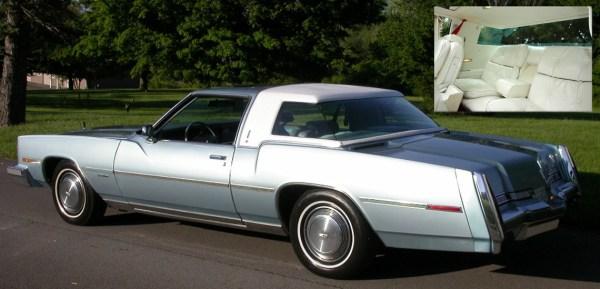 1978 olds toronado XS