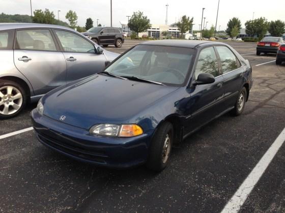 1992-95 Honda Civic b