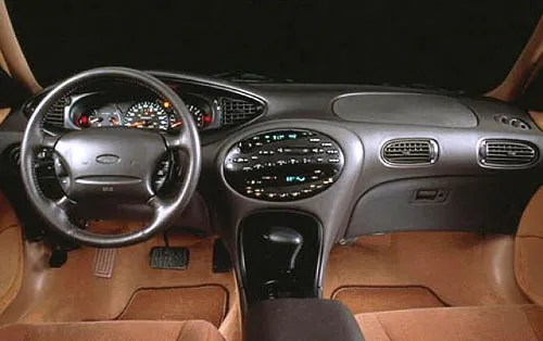 1997_Ford_Taurus_Interior