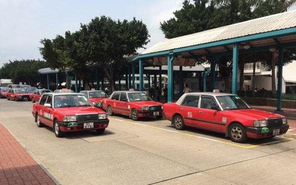 5 Hong Kong Taxi Line