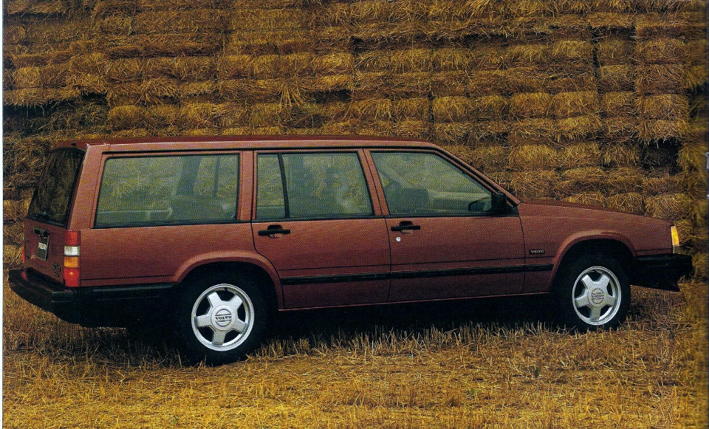 Curbside Classic: 1991 Volvo 740 Turbo Wagon – Deservedly