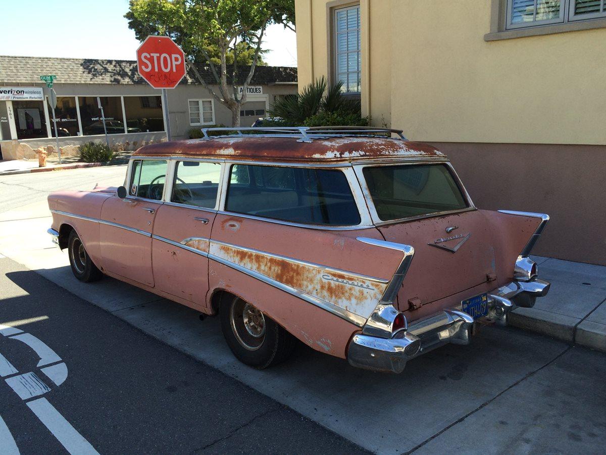 1955 Chevy Wagon Roof Rack 1959 Rambler Wagon Www Pixshark