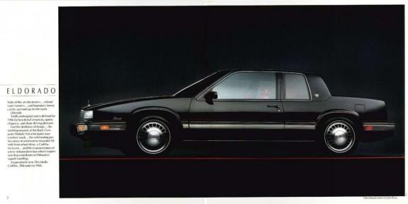 Curbside Classic 1988 Cadillac Eldorado Biarritz A Tribute To Tom Klockau Curbside Classic