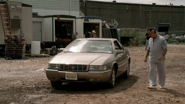 Cadillac 1997 eldorado paulie