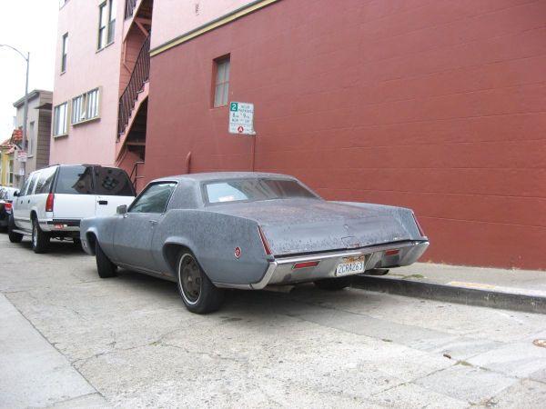 Cadillac Eldorado rear