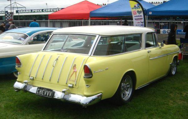 1955 Chev Nomad