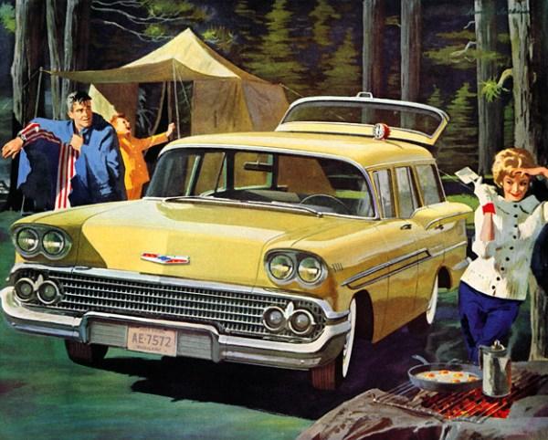 Chevrolet 1958camp