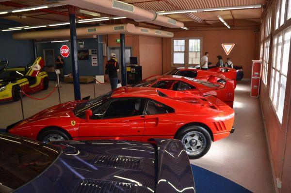 Ferrari trio 2