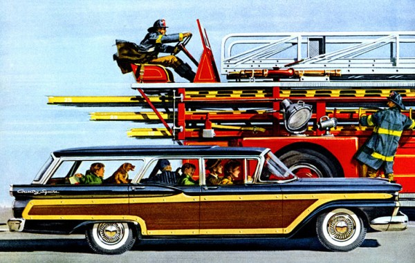 Ford 1959 country squire