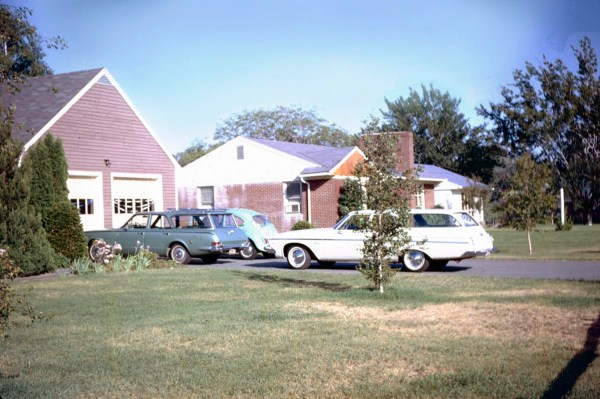 Framingham 3 cars 1960s