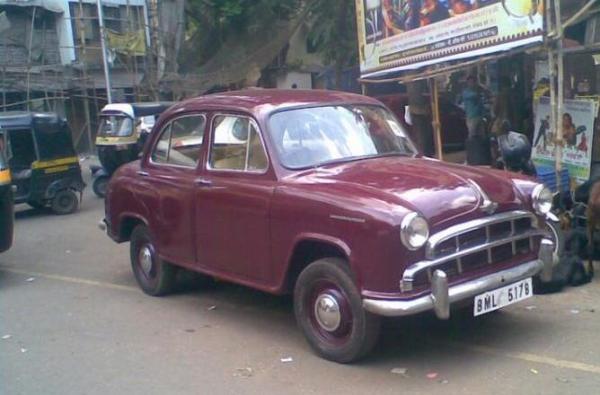 Hindustan Landmaster