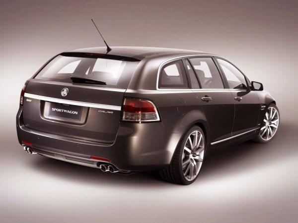 Holden Sportwagon(1)