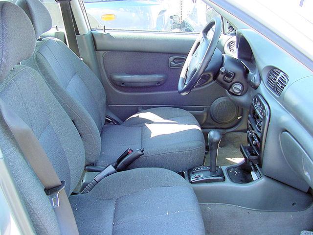Hyundai Interior