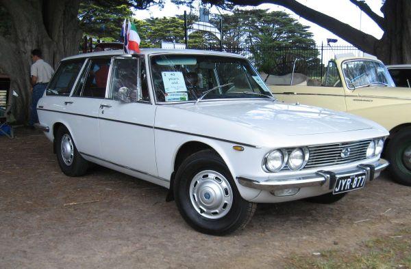 Mazda 1500 wagon