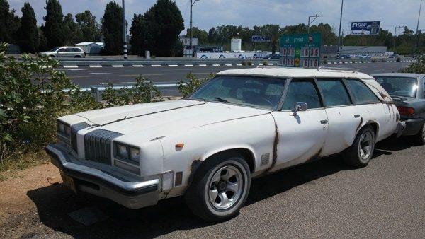 Olds 1976 wagon custom fq