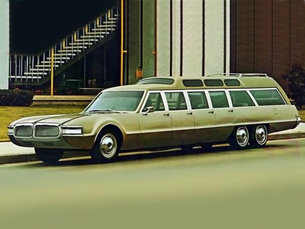 Olds jetaway 707 wagon