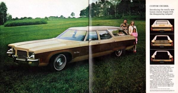 Oldsmobile Prestige-1971