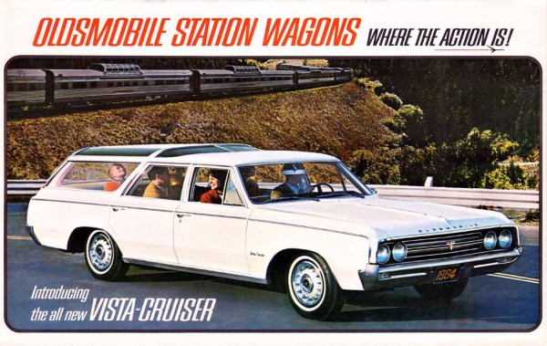 Oldsmobile Vista Cruiser 1964