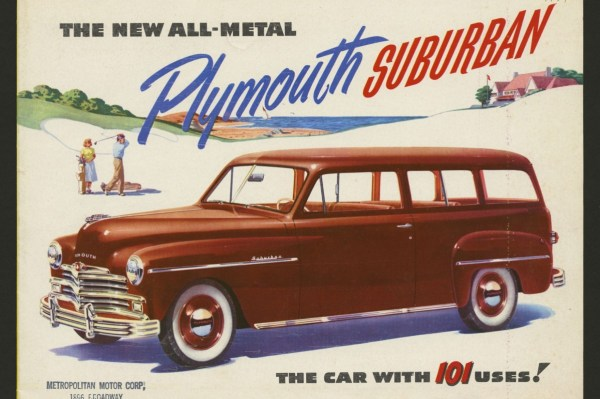 Plymouth 1949 -suburban-ad
