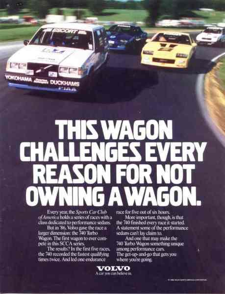 RACING-WAGON