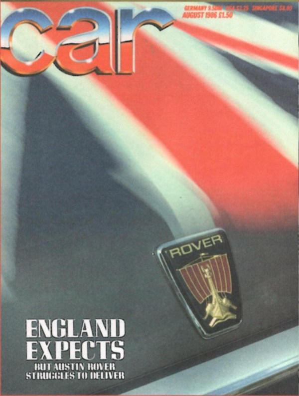 ROVER 800 COVER