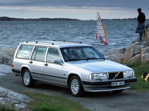 Volvo_940_940 Turbo Diesel Estate_Wagon