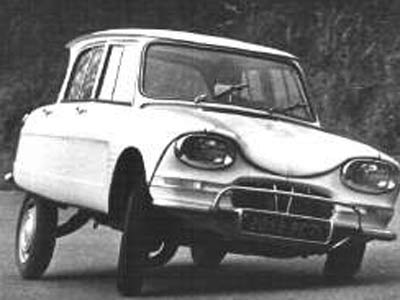 citroen ami6-in-curva
