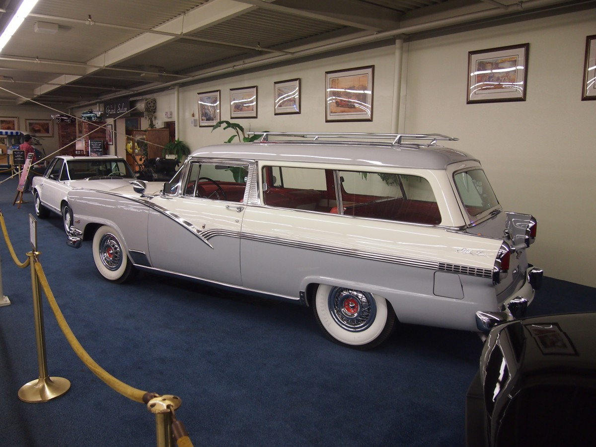 Curbside Concours: Auto Collections at The LINQ – Part One