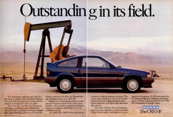 03 1986 CRX Ad