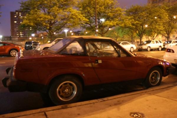 032 - 1979 Triumph TR7 drophead CC