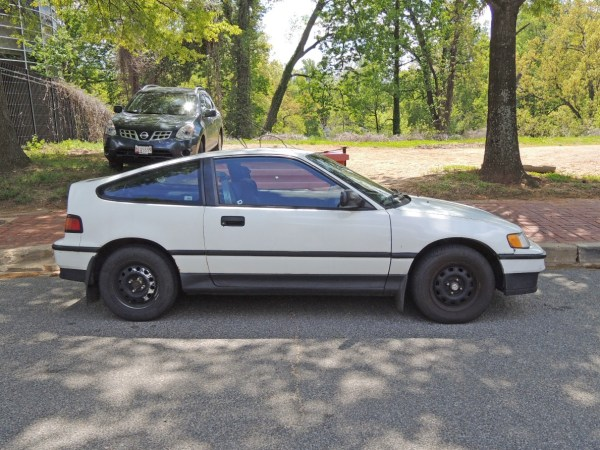 04 CRX Right Side