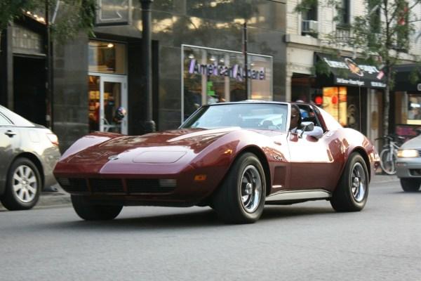 084 - 1974 Chevrolet Corvette Stingray CC