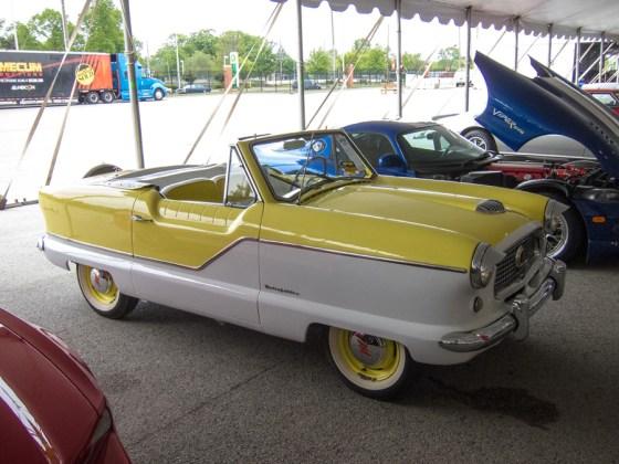 1959 Nash Metropolitan d rawproc