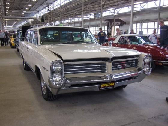 1964 Pontiac Bonneville a rawproc