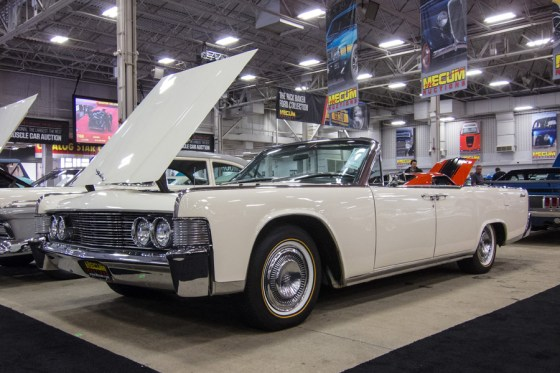 1965 Lincoln Continental c rawproc