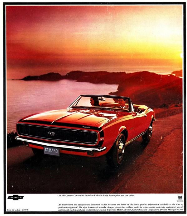 1967 Chevrolet Camaro-20