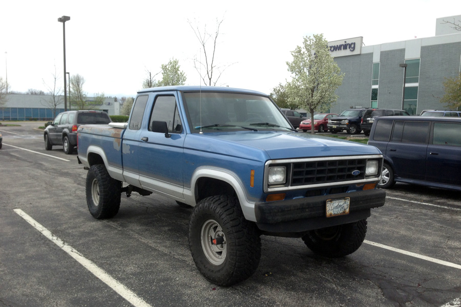 first generation ford ranger