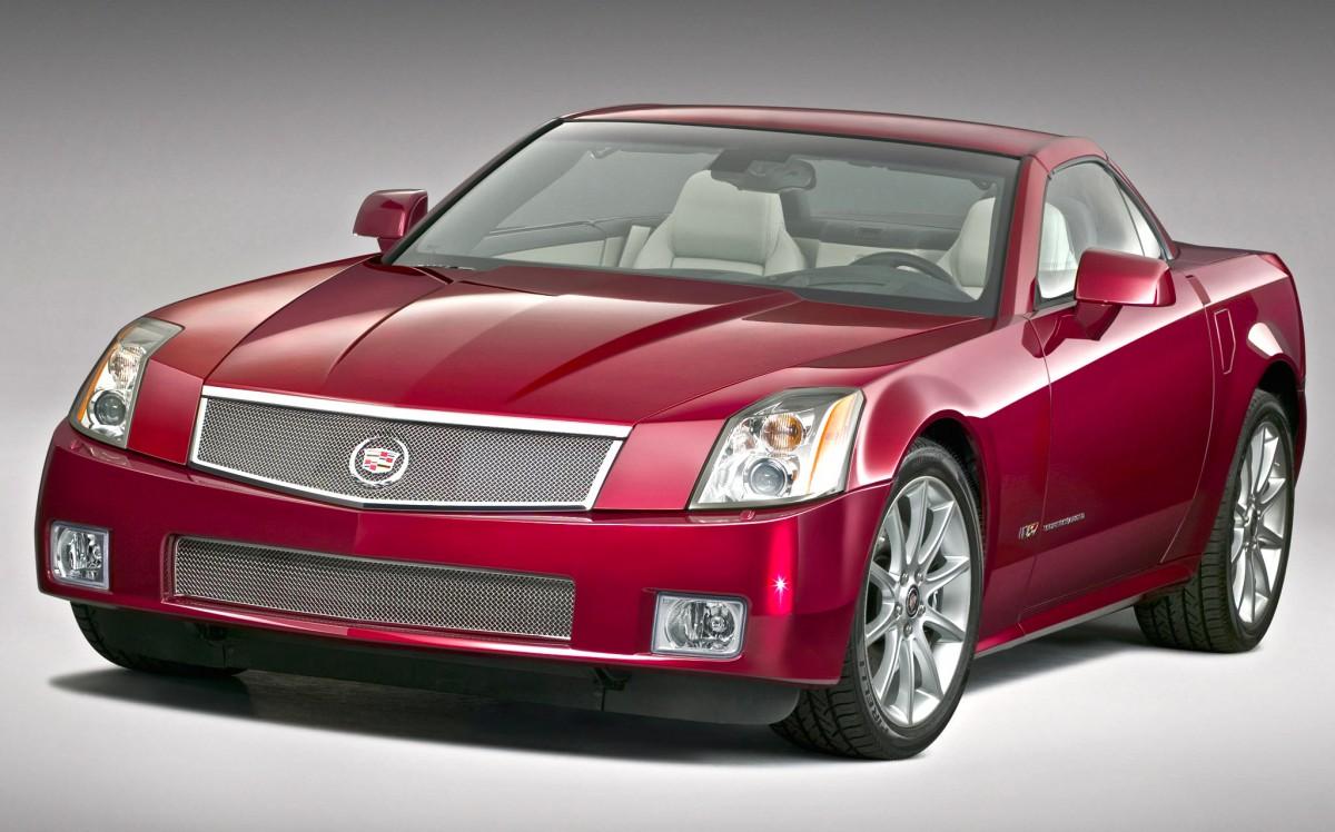 2006 Cadillac XLR-V 3