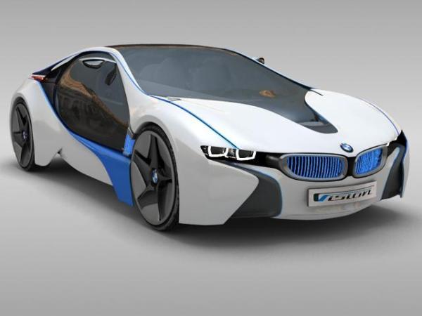 BMW Vision Efficient Dynamics 01