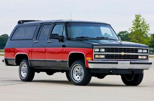 Chevrolet 1991 Suburban