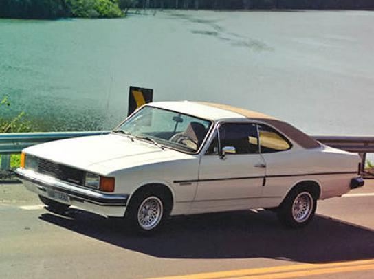 Chevrolet BR Opala 1980 Commodoro