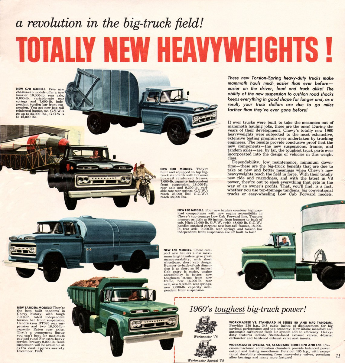 Curbside Classic: 1965 Chevrolet C60 Truck – Maybe Independent Front